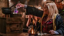 Why millennials are mixing their drinks Harry Potter-style