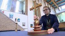 Trans vicar leads church diversity push