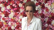 The 80-year-old Instagram influencer