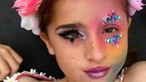 El niño de 12 años que se transforma en drag queen cuando sale de la escuela