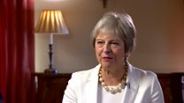 Theresa May: 'SNP should focus on issues that matter'
