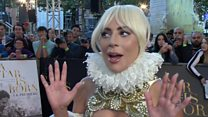 Lady Gaga gets overwhelmed at Oscars buzz