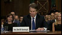 「私は無実だ」 キャバノー判事と共和党、激しく反撃