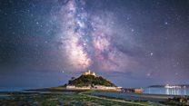 Capturing the night sky