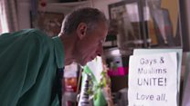 Tatchell campaigns with LGBT Muslims