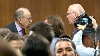 Confusion reigns at the end of hearing