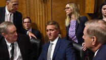 Jeff Flake throws nomination into turmoil