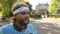 Brother of Frightened Rabbit singer runs for mental health