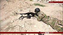 عقب نشینی یکی از گروههای مسلح در ادلب در طی توافق سوچی
