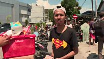 Indonesia quake looter: 'We need to eat'