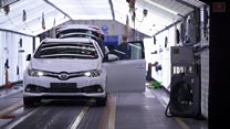 Toyota: No-deal Brexit would hit investment