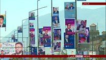 کابل: وعدههای شدنی و ناشدنی نامزدهای انتخابات