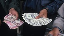 نوسان شدید قیمت ارز در تهران