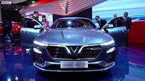 Hãng sản xuất xe Việt 'cược lớn' tại Paris Motor Show