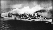 Por qué este barco nazi hundido en la Segunda Guerra Mundial es una bomba de tiempo ecológica