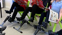 Pedal power pays off for pupils