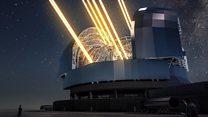Cómo es el gran telescopio que se está construyendo en Chile
