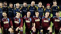Gay footballers fighting the taboo