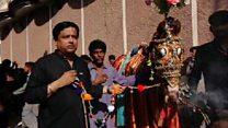 هندوس يشاركون الحداد على مقتل الحسين