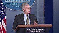 هشدار آمریکا در مورد احتمال درگیری ناخواسته نظامی با ایران