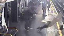 """""""إدانة قاتل مترو الأنفاق الفاشل"""