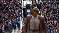 Big crowds turn out for Liverpool Giants