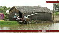 اثرات گرمایش جهانی روی زندگی مردم ویتنام