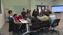 افتتاح شعبه دانشگاه آسیای مرکزی در تاجکستان