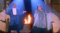 Caballé and Mercury perform Barcelona
