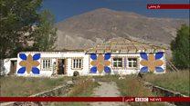 دیدار از قلعه یَمچون، از آثار تاریخی استان بدخشان تاجکستان