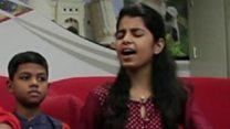 पाहा व्हीडिओ: जेव्हा बिहारी मैथिली मराठी गाणं गाते