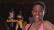 L'art du cirque en Guinée
