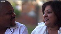 भारतीय महिला आणि आफ्रिकी पुरुषाची प्रेमकथा