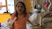 A day in the life of a 10-year-old patient at Alder Hey
