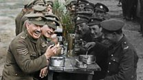 P・ジャクソン監督、第1次世界大戦の白黒映像をフルカラーに