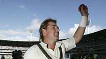 Shane Warne: Factory worker to cricket champion
