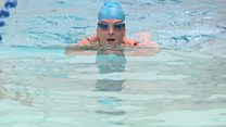 How swimming is helping people with mental health issues