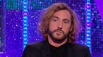 Strictly's Seann Walsh: 'We made a huge mistake'