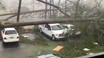How Hurricane Michael is battering the US