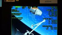 ဆိုယုဇ် အာကာသယာဉ် အရေးပေါ် ဆင်းသက်ခဲ့ရ