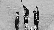 Tommie Smith:  Sports people are 'afraid' to take on the system