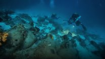 Ancient shipwreck treasure trove found