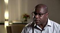 Steve McQueen: Why Widows connected with me