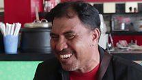 'I survived two tsunamis'