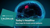 Lingohack - урок англійської про лікування раку
