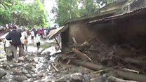 Dozens killed in Uganda landslide
