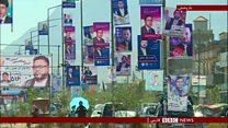 انتخابات افغانستان و رونق کار چاپخانهها
