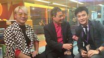 Phỏng vấn ca sỹ Lưu Việt Hùng và Huỳnh Phi Tiễn