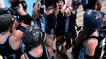 Why roller derby 'empowers me'