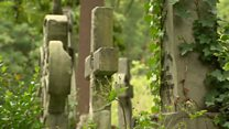 Famous cemetery running out of space